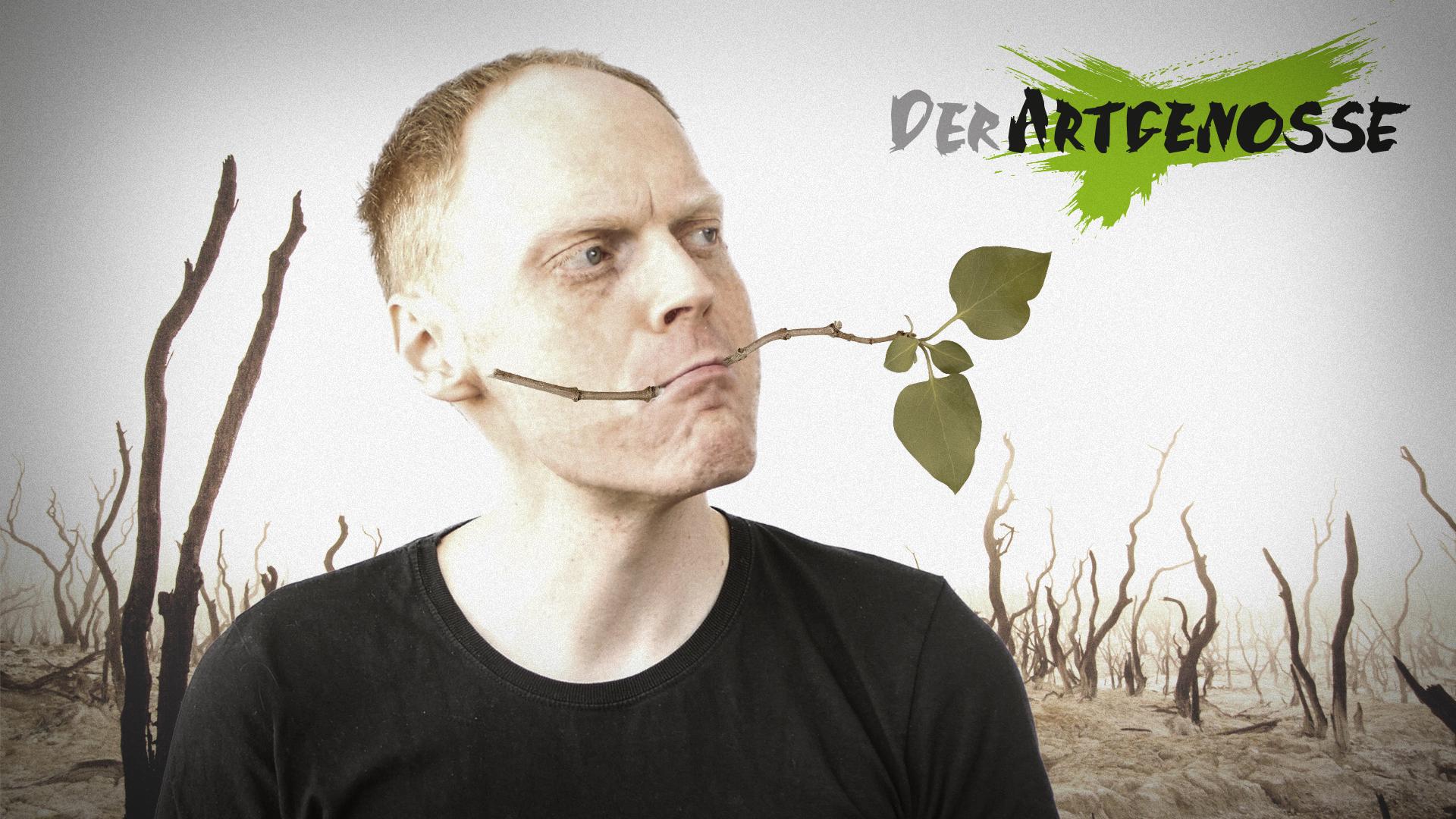 Der Artgenosse - Hey Veganer, für euch muss man viel mehr Pflanzen anbauen!